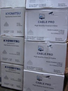 KABEL CCTV RG-59+POWER CABLE